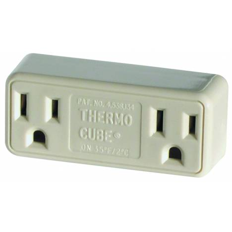 Farm Innovators Thermo Cube Thermostat Outlet