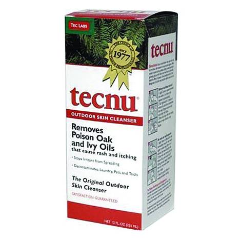Tecnu Poison Oak Ivy Treatment