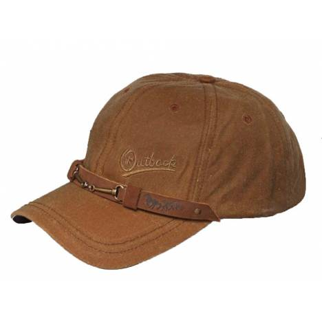 Outback Trading Equestrian Cap