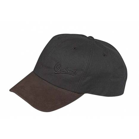 Outback Trading Oilskin Aussie Slugger Cap