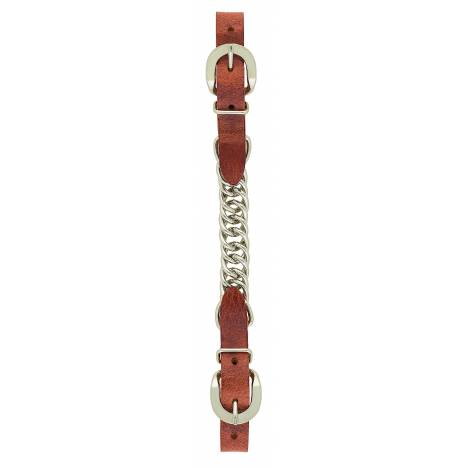Weaver Single Flat Link Chain Curb Straps