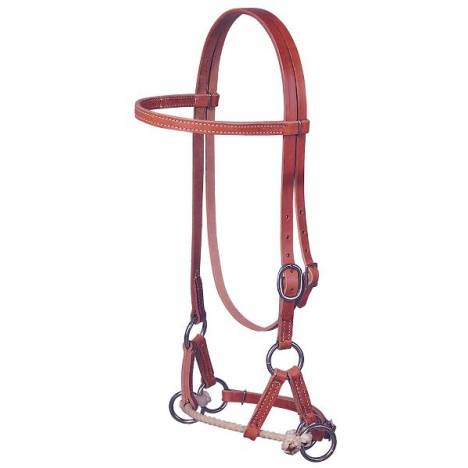 Weaver Harness Leather Side Pull