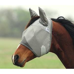 Cashel Crusader Fly Mask - Standard with Ears