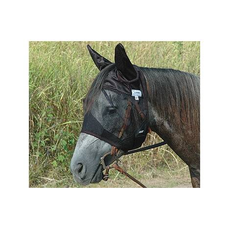 CASHEL Quiet Ride Standard Fly Mask with Ears