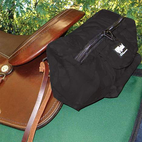 Cashel Cantle Bag with Jacket Liner