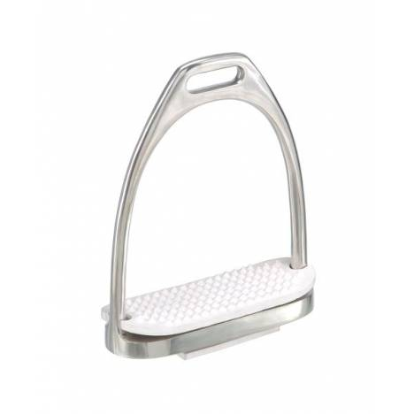 EquiRoyal Stainless Steel Fillis Stirrup Irons