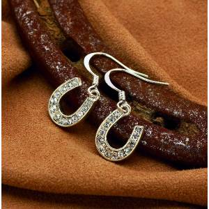 Kelley and Company Rhinestone Earrings
