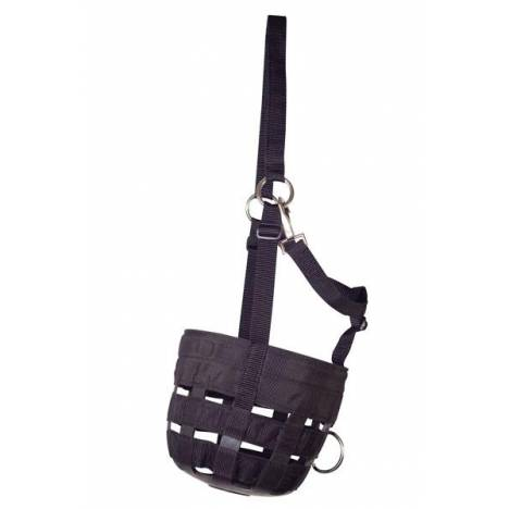 Perris Nylon Anti-Grazing Muzzle with Headstall