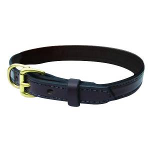 Perris Leather Dog Collar