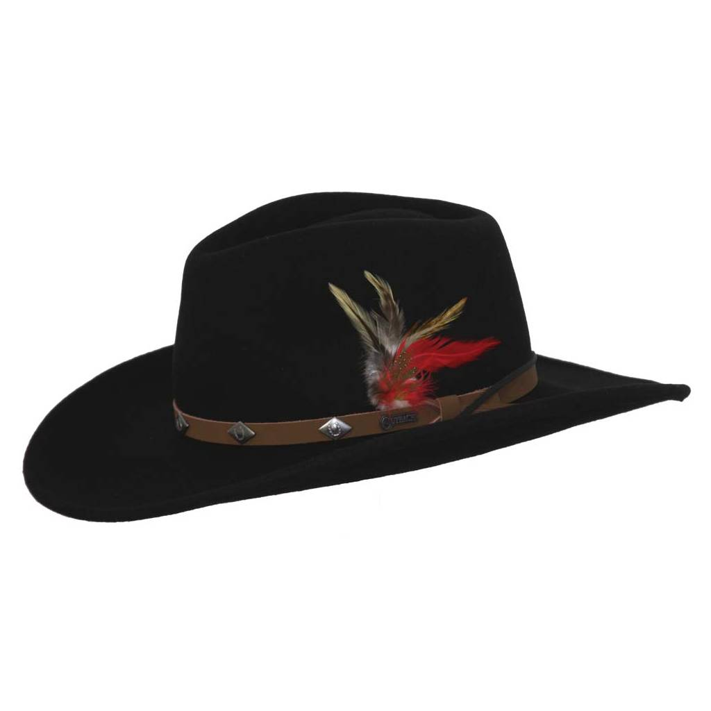 de3d7b24441 Outback Trading Tassy Crushers Wide Open Spaces Hat- Unisex