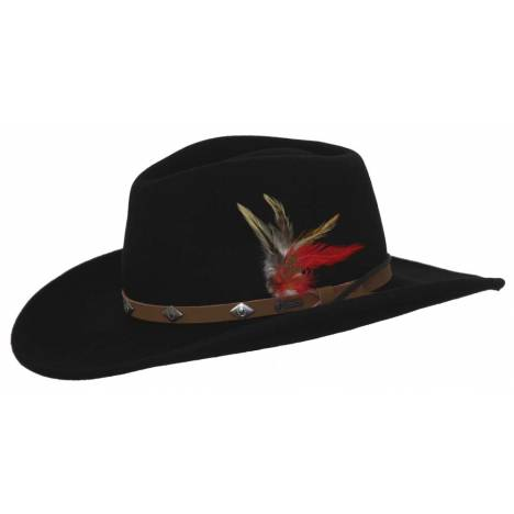 Outback Trading Tassy Crushers Wide Open Spaces Hat- Unisex