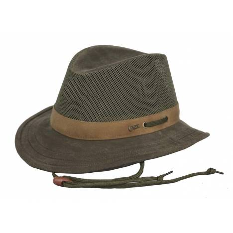 Outback Trading Willis Mesh Hat- Men's