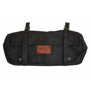 Outback Oilskin Cantle Bag