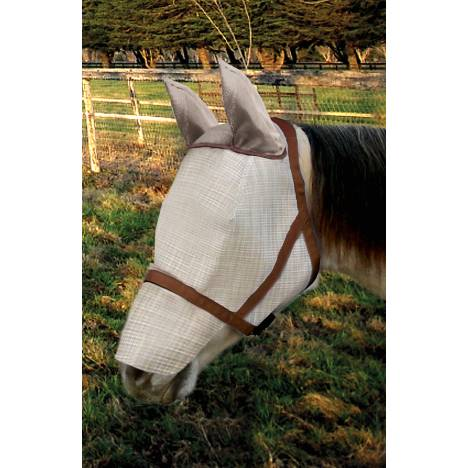 Kensington Natural Look Catch Fly Mask with Ears & Nose