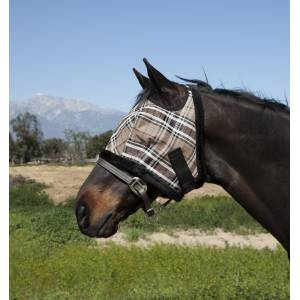 Kensington Signature Draft Fly Mask with Fleece Trim