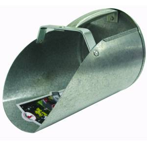 Little Giant Galvanized Feed Scoop