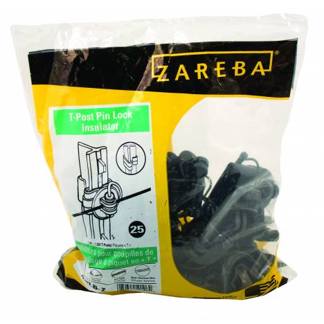 Zareba T-Post Pin Lock Insulator