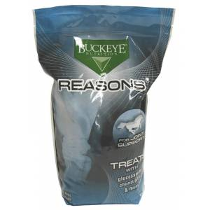 Reasons Joint Glucosamine & MSM Horse Treat