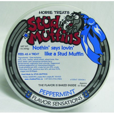 Stud Muffins Peppermint Treats
