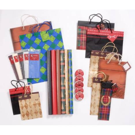 Gift Corral Gift Wrapping Assortment - 120 Pieces