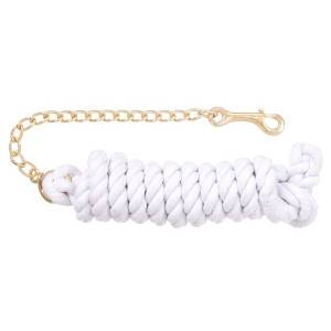 Tough-1 Braided Cotton Leads with  Chain