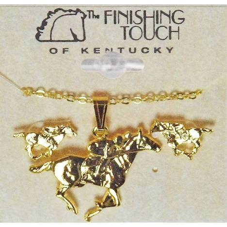 Finishing Touch Thoroughbred Racer Gift Set