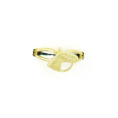 Finishing Touch Horse Head/Reins Adjustable Ring