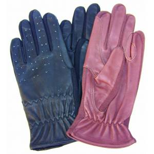Ladies Leather Show Gloves