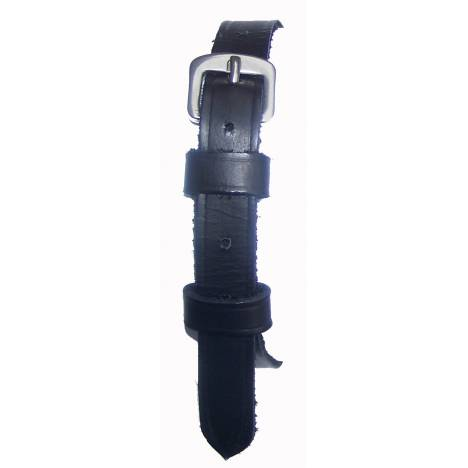 Pro-Trainer Leather Spur Straps with Double Keepers