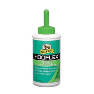 Absorbine Hooflex Natural Hoof Conditioner - Brush