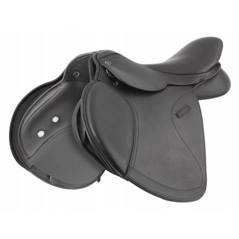 Shires Equestrian Puissance Close Contact Saddle