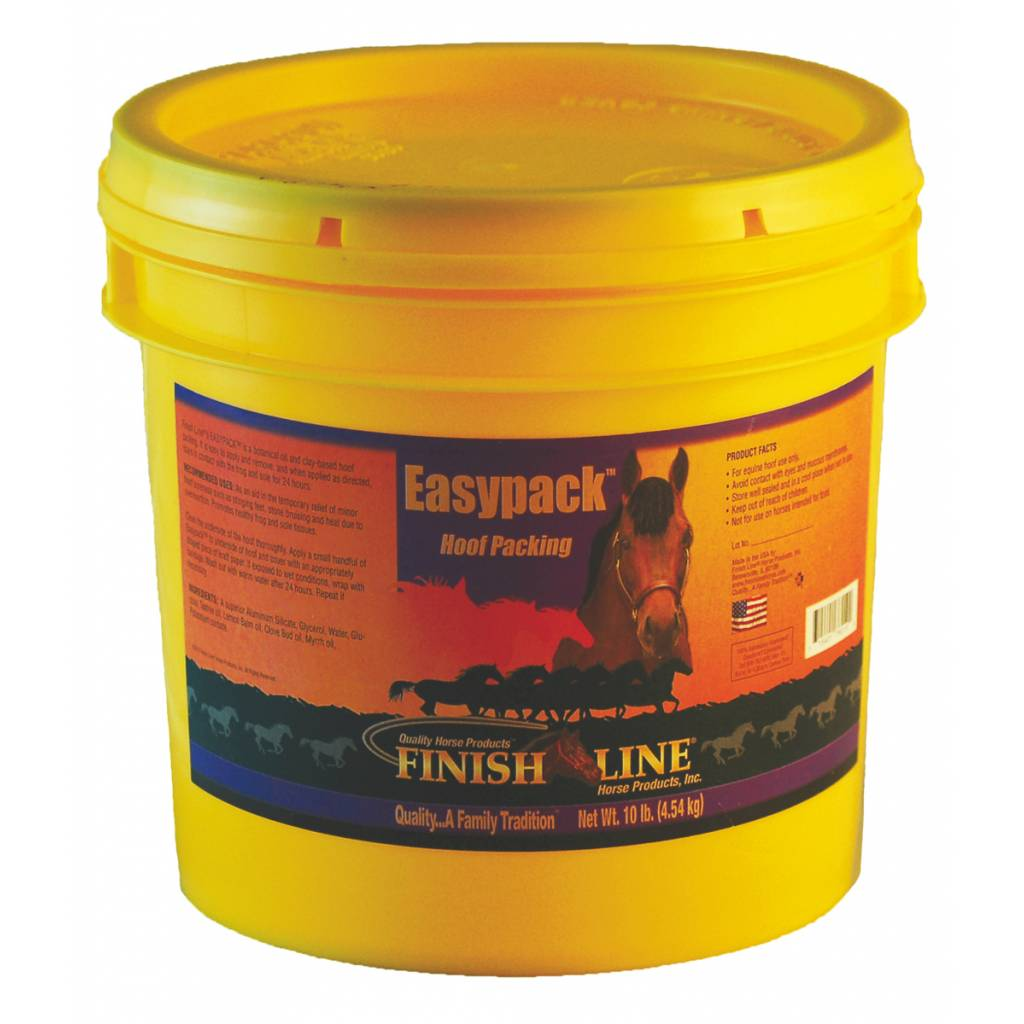 Finish Line Easypack Hoof Packing