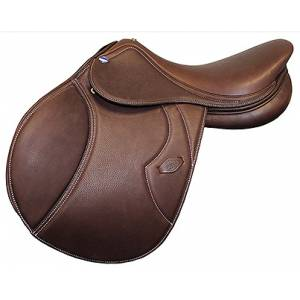 Henri de Rivel Rotate-To-Fit Rivella Covered Close Contact Saddle