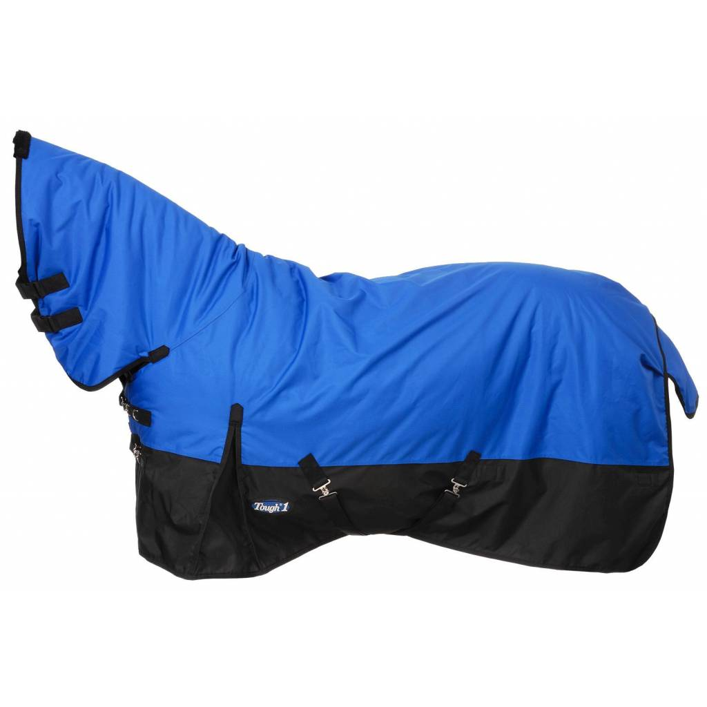Tough-1 600D Waterproof Poly Full Neck Turnout Blanket