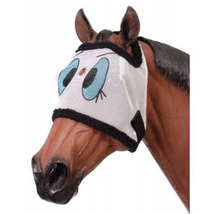 Tough-1 Novelty Ladybug Mesh Fly Mask