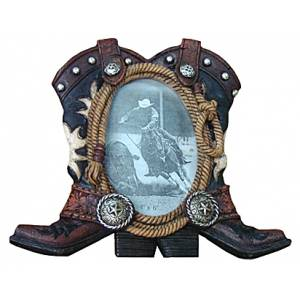 Gift Corral Cowboy Boots Frame