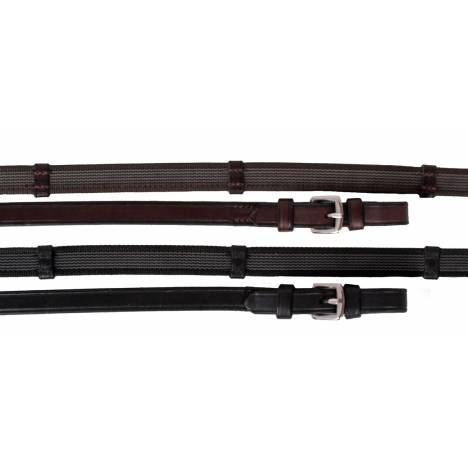 Nunn Finer Sure Grip Reins with Hand Stops