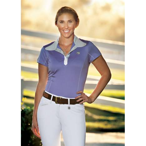 Romfh Ladies Competitor Short Sleeve Show Shirt