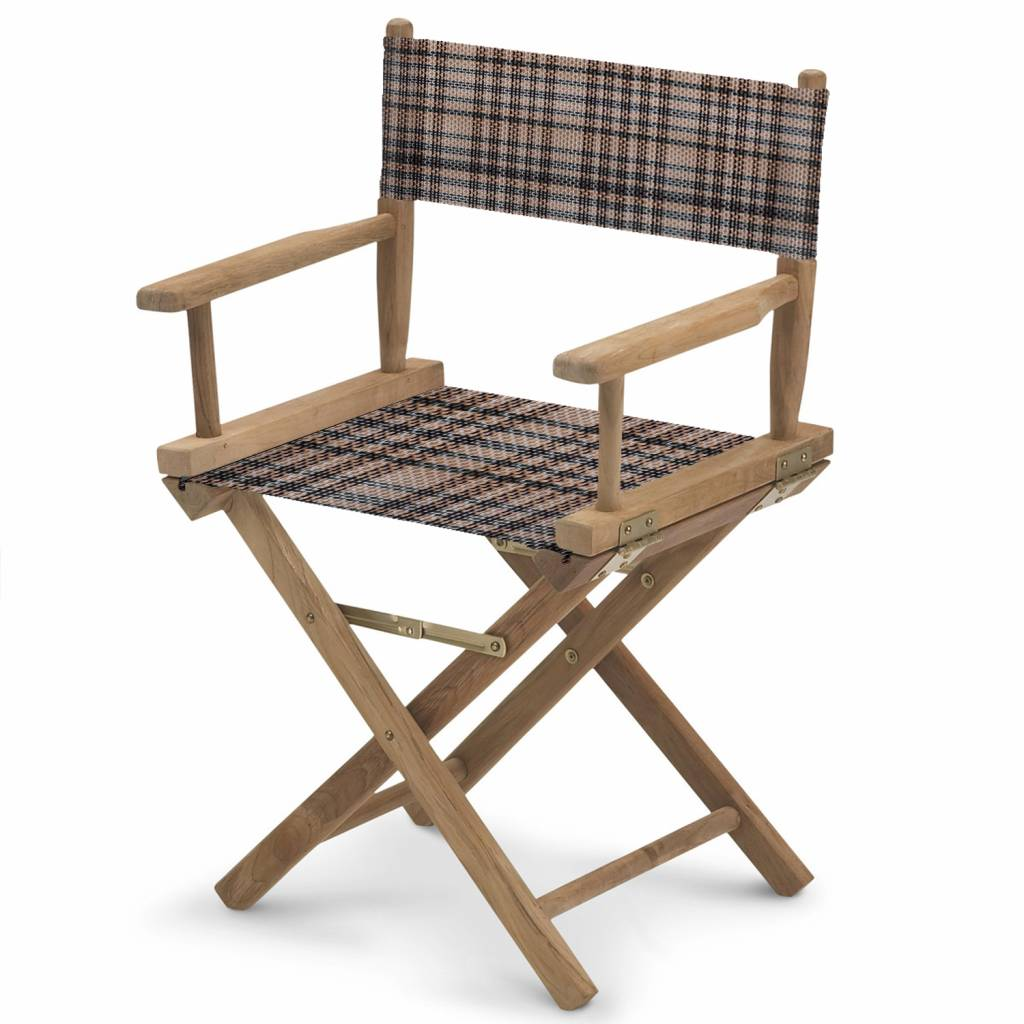 Kensington Director Chair Seat & Back
