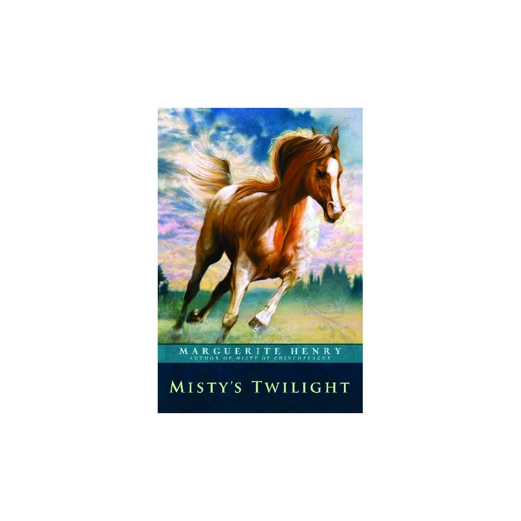 Mistys Twilight by Marguerite Henry