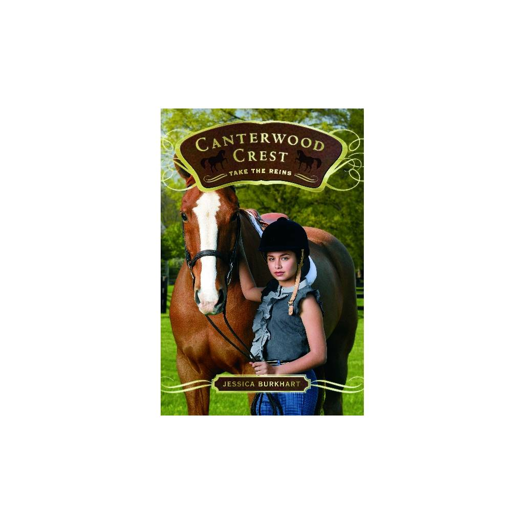 Take The Reins-Canterwood Crest Series by J. Burkhart