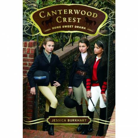 Home Sweet Drama-Canterwood Crest Series by J. Burkhart