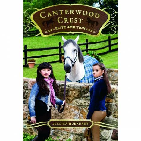 Elite Ambition-Canterwood Crest Series by J. Burkhart