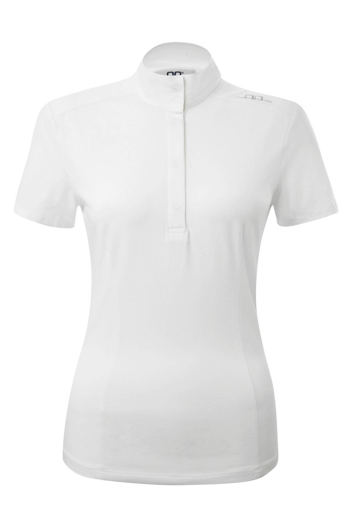 Alessandro Albanese E11 Ladies Polo Competition Top Short Sleeve