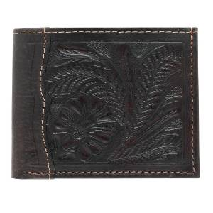 American West Mens Bi-Fold Wallet