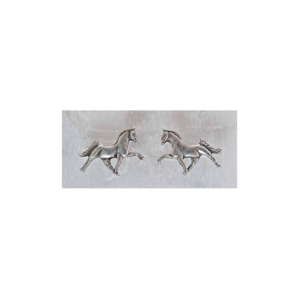 Finishing Touch Walking Horse Earrings