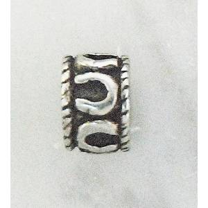 Joppa Sideways Horseshoe Bead