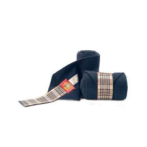 Lettia Baker Plaid Polo Wraps