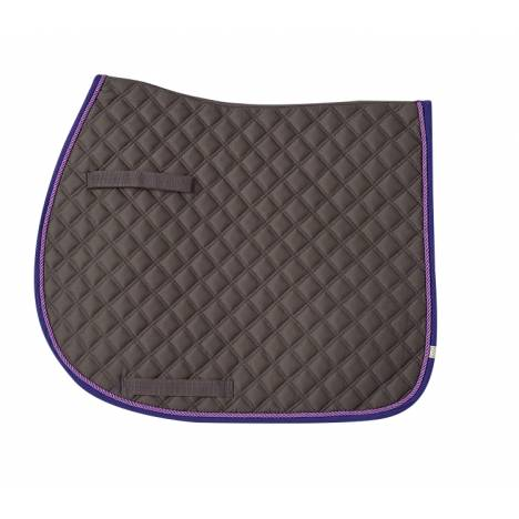 Lettia Pony Cotton Quilted Pony Saddle Pad