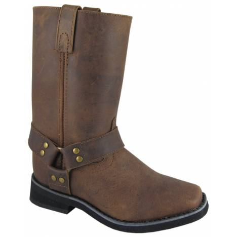 Smoky Mountain Youth Harness Leather Boot
